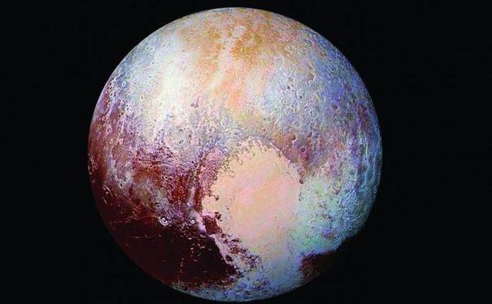 Kinh ngạc cấu trúc giống y Trái Đất ở 'hành tinh thứ 9' - ảnh 2.