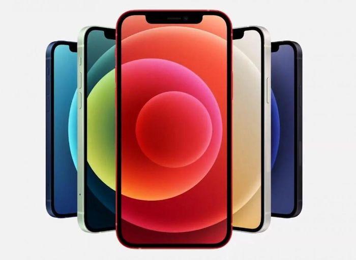 IPhone 12 sử dụng màn hình OLED từ Samsung và LG