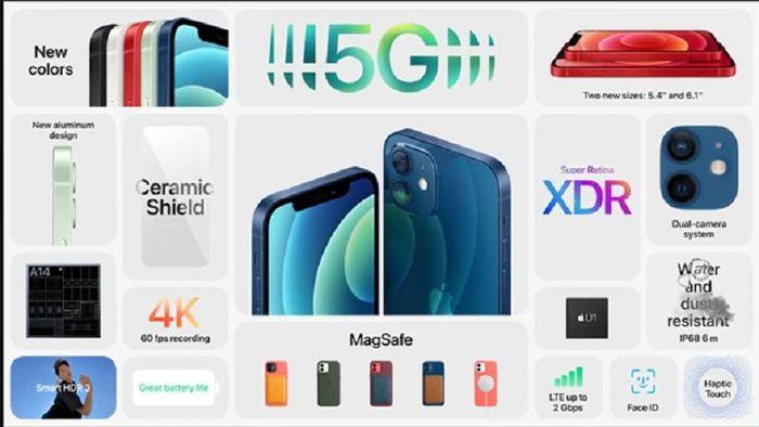 Apple chen chân vào 'bữa tiệc' 5G tại Trung Quốc