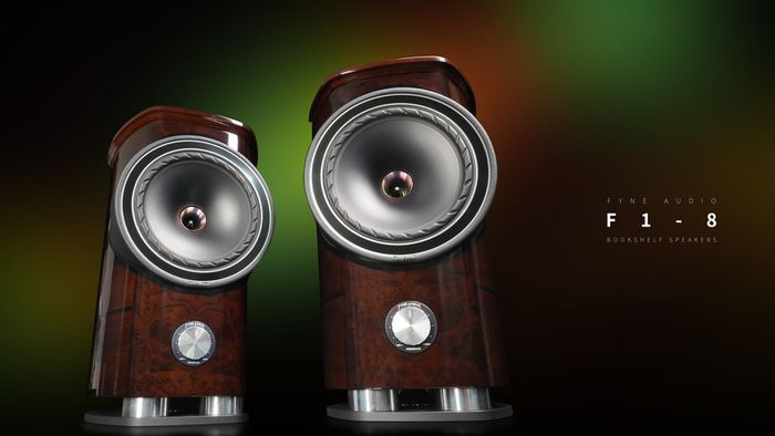 Fyne Audio F1-5 và F1-8 chính thức đến tay đại lý, audiophiles mê bookshelf đang mong trải nghiệm