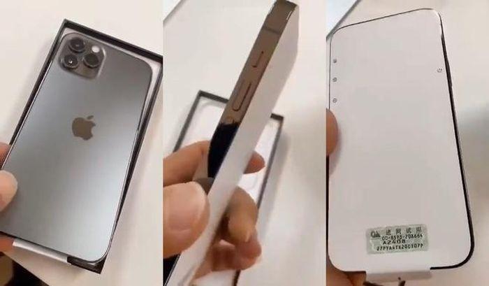 IPhone 12 lộ video thực tế trước ngày bán ra