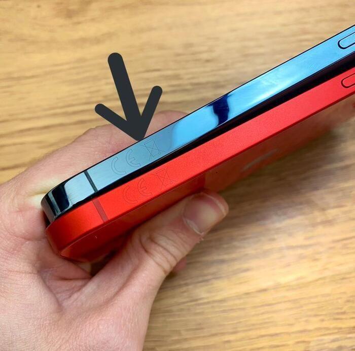 Riêng iPhone 12 ở Châu Âu sẽ có đặc điểm xấu xí này