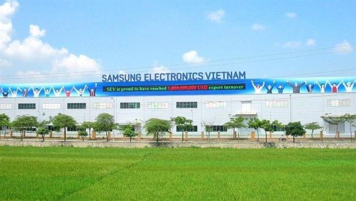 Samsung đã cân nhắc đầu tư mảng nghiên cứu và phát triển tại Việt Nam