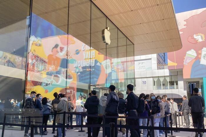IPhone vẫn chưa hết 'hot' tại Trung Quốc, đây chính là bằng chứng