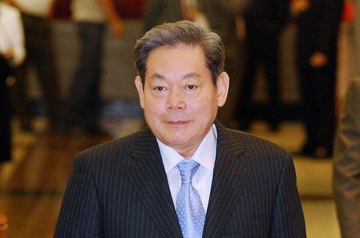 Lee Kun Hee - người điều hành tài ba của Samsung