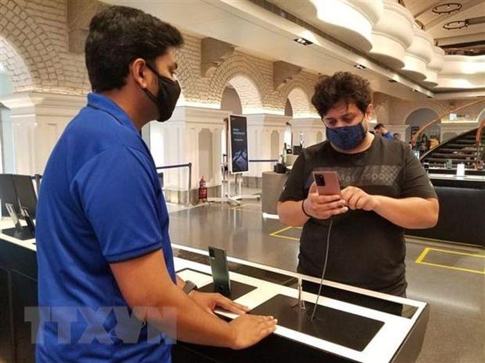 Samsung giành lại 'ngôi vương trên thị trường smartphone Ấn Độ