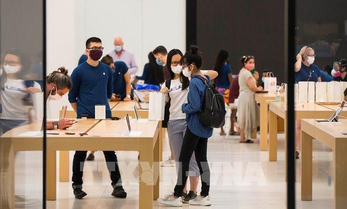 Apple tạm thời đóng cửa 17 trên 20 cửa hàng ở Pháp