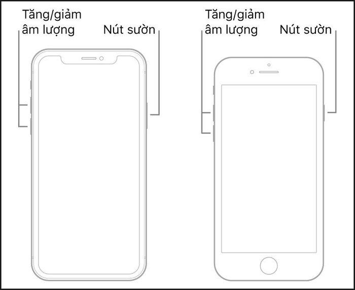 Cách buộc khởi động lại iPhone khi máy bị treo, đơ