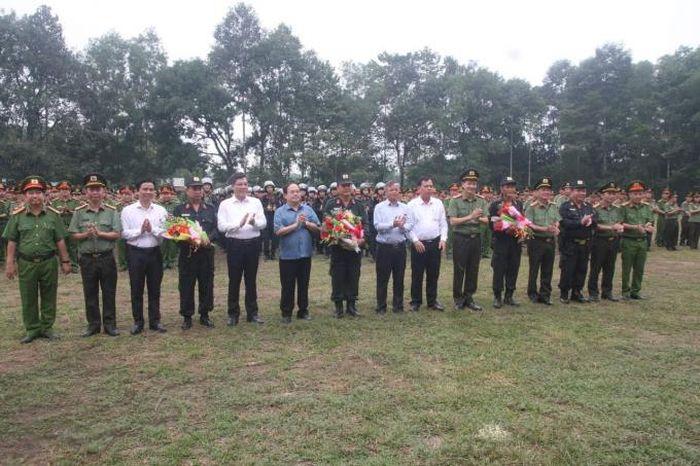 Đồng Nai ra mắt tổ công tác bảo đảm an ninh, trật tự phục vụ triển khai dự  án sân bay Long Thành - Pháp Luật Plus