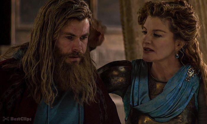 Vì sao mẹ của Thor nhận ra con trai mình đã du hành thời gian trong Avengers: Endgame