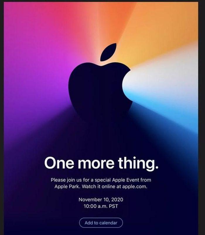 Máy tính Mac mới hứa hẹn là điểm nhấn trong sự kiện sắp tới của Apple