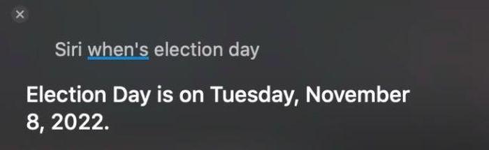 Apple sửa lỗi iPhone nhắc người dùng đi bầu cử Tổng thống Mỹ sai ngày
