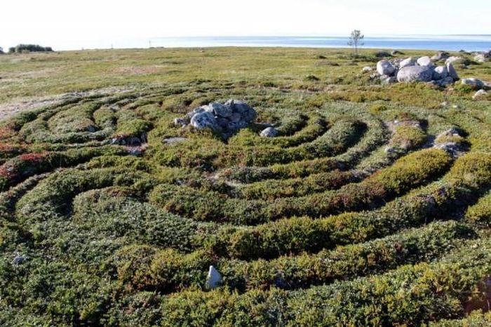 Kỳ bí những mê cung bằng đá ở Nga - ảnh 8.