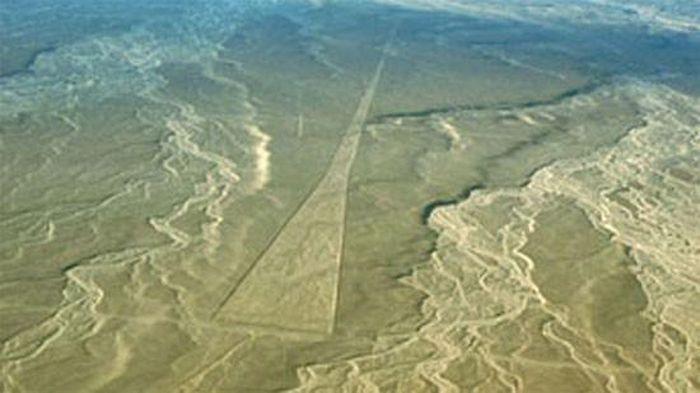 Mèo khổng lồ và những hình vẽ bí ẩn được phát hiện tại Peru - ảnh 3.