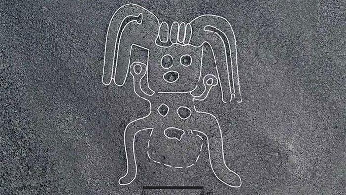 Mèo khổng lồ và những hình vẽ bí ẩn được phát hiện tại Peru - ảnh 8.