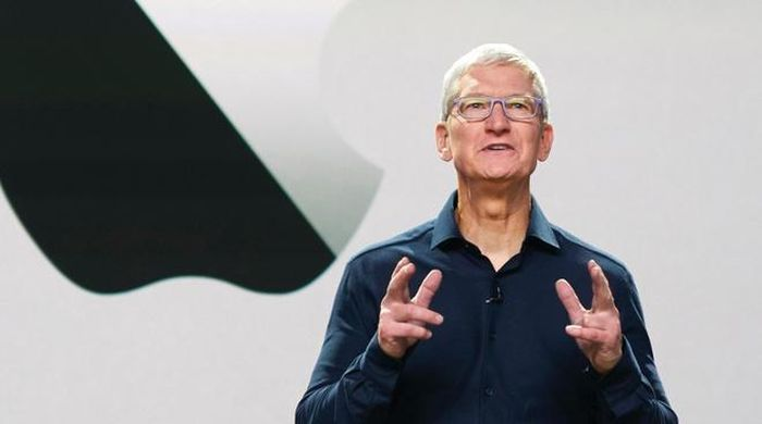 Cổ đông kiện Apple vì Tim Cook vạ miệng