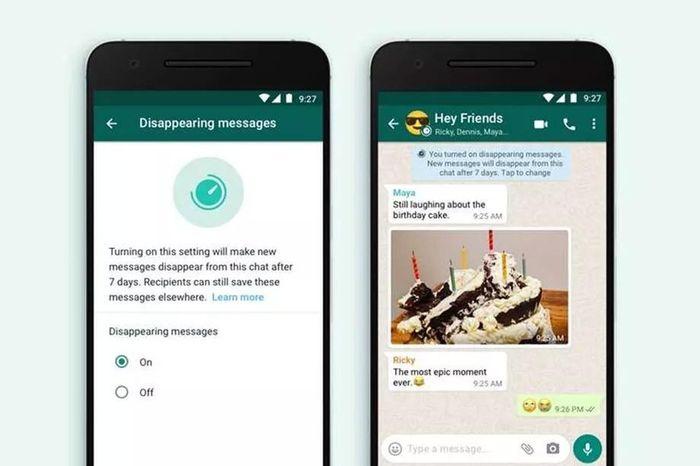 WhatsApp có tính năng mới để 'đấu' với Snapchat