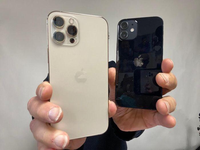 The Verge: 'Camera trên iPhone 12 Pro Max tốt nhất thị trường'