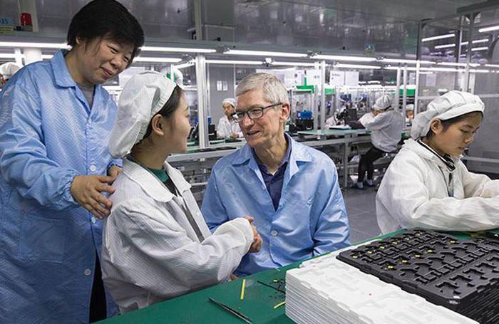 Apple trừng phạt Pegatron vì vi phạm luật lao động