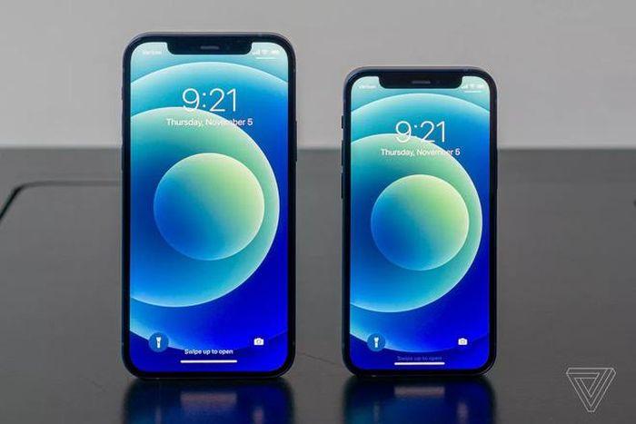 So sánh nhanh iPhone 12 Mini và 12 Pro Max
