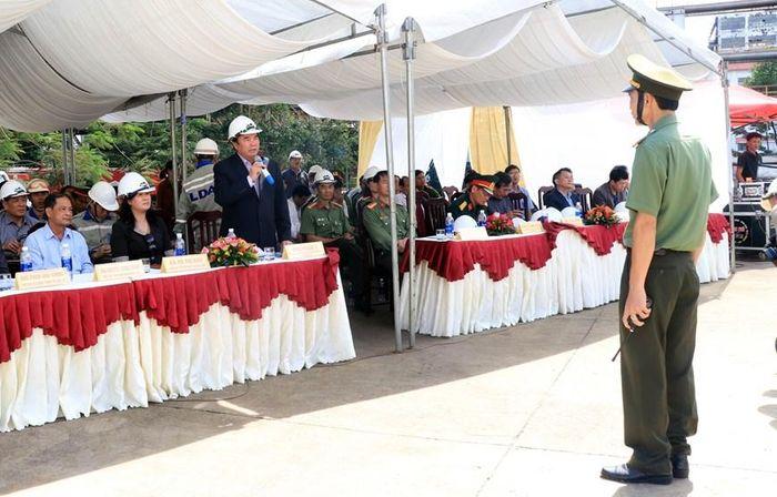Lâm Đồng: Diễn tập ứng phó sự cố bức xạ hạt nhân lần thứ 3