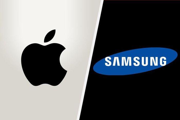 Apple bị Samsung đánh bại ngay trên 'sân nhà'