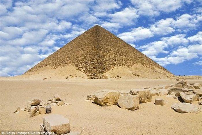 Hình ảnh 3D về cấu trúc bên trong kim tự tháp lần đầu được tiết lộ - ảnh 6.