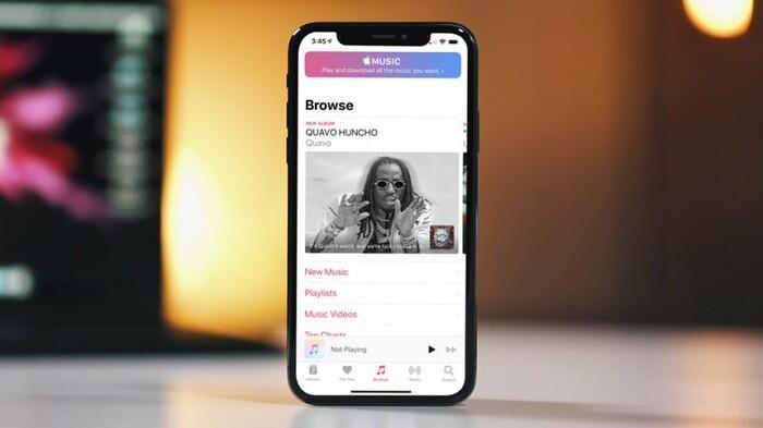 Cách đơn giản giúp nghe nhạc bằng iPhone đã hơn nhưng hiếm người biết