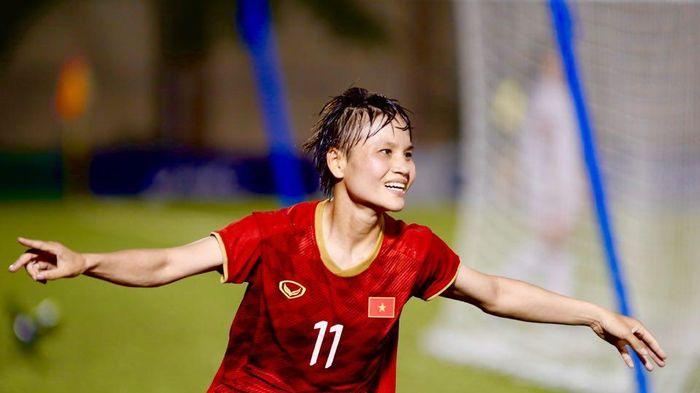 Hạ Philippines, tuyển nữ Việt Nam gặp Thái Lan ở chung kết SEA Games 30