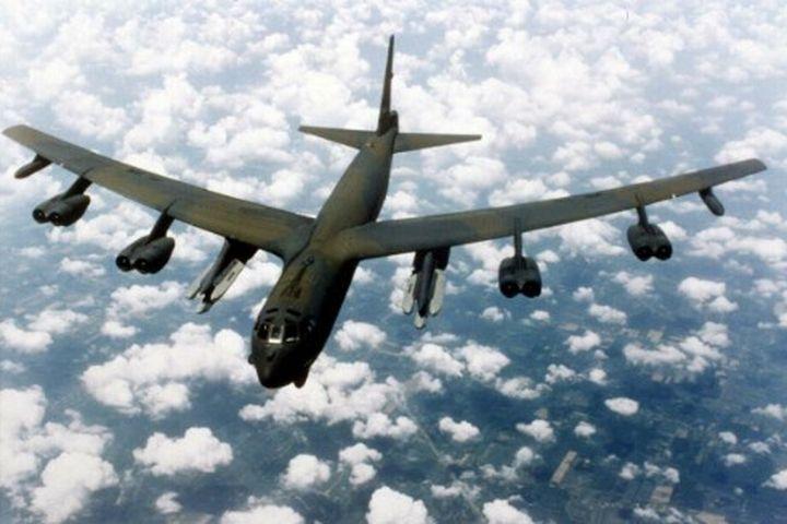 Audio 19-12-2015: B-52 Mỹ bay sát đảo nhân tạo Trung Quốc bồi đắp trái phép  ở Biển Đông - Báo An Ninh Thủ Đô