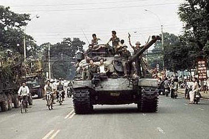 Những Hinh ảnh Quy Gia Về Ngay Giải Phong Miền Nam 30 4 1975 Bao Phap Luật Xa Hội