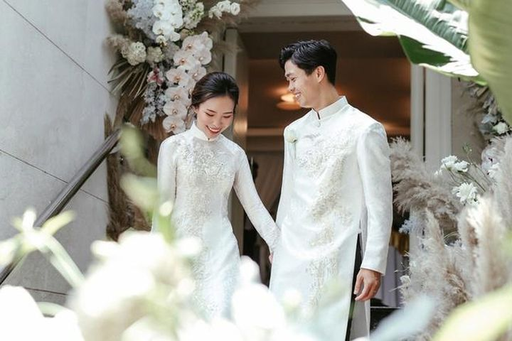 Công Phượng và Viên Minh thành hôn vào ngày 16/11