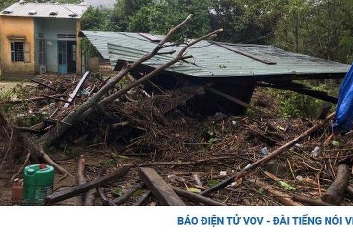 Thủy điện Đak Mi 4 không thể chối bỏ trách nhiệm đền bù thiệt hại cho người  dân - Báo VOV
