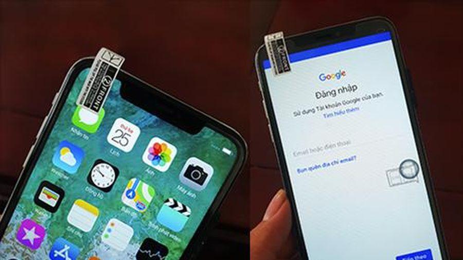 Xuất hiện iPhone Xs Max nhái giá chưa đến 3 triệu đồng