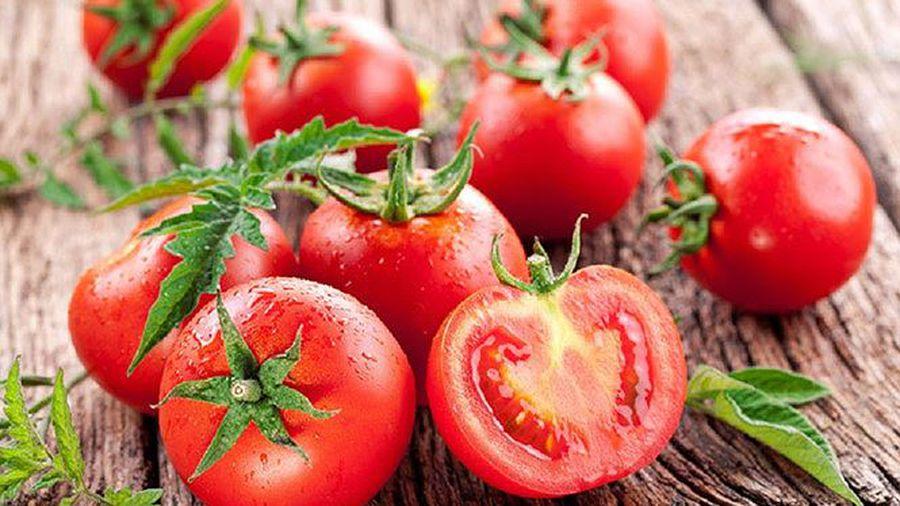 Chống ung thư cực tốt nhờ ... cà chua