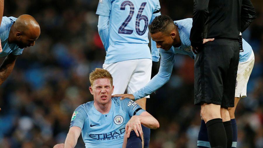 Man City trả giá cho chiến thắng trước Fulham