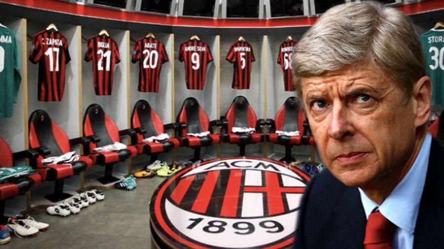 Arsene Wenger đạt thỏa thuận để trở thành HLV trưởng AC Milan