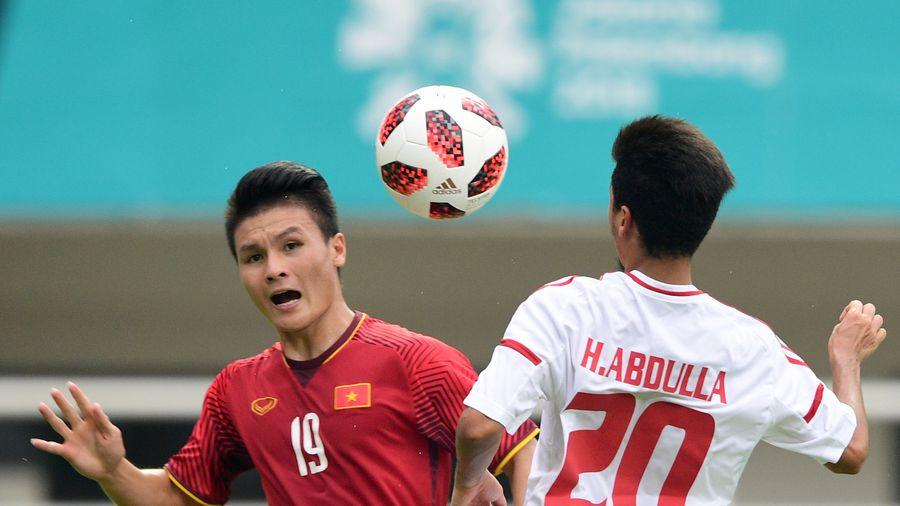 Lịch thi đấu thuận lợi cho Việt Nam tại vòng loại U23 châu Á