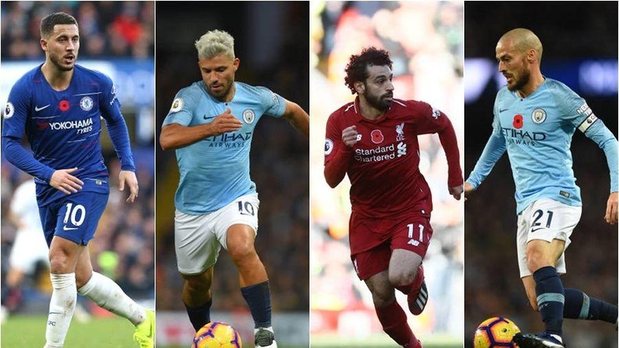 MU sạch bóng trong siêu đội hình kết hợp hay nhất Premier League