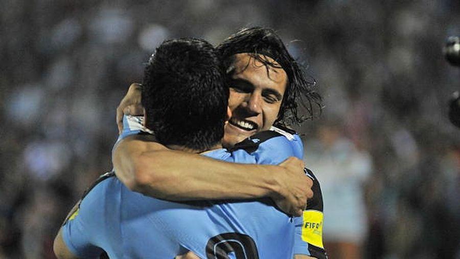 Brazil vs Uruguay: Suarez, Cavani khiến điệu Samba lạc nhịp?