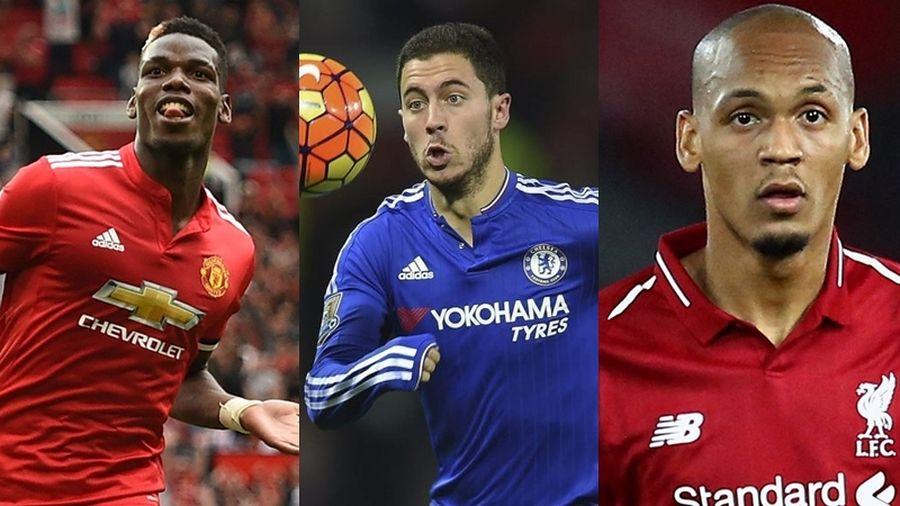 Chuyển nhượng 20/11: Real chốt giá mua Hazard, Pogba hé lộ điểm đến