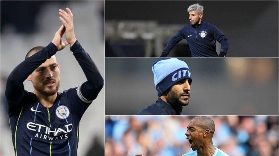 Đội hình Man City ở trận gặp Lyon: Khôi phục thanh danh