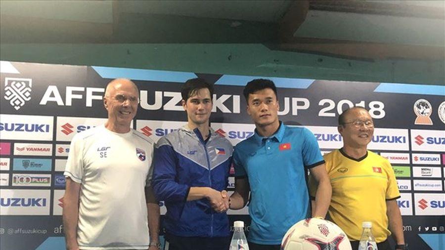 Lịch thi đấu AFF Cup 2018 ngày 2.12: Tuyển Việt Nam so tài Philippines