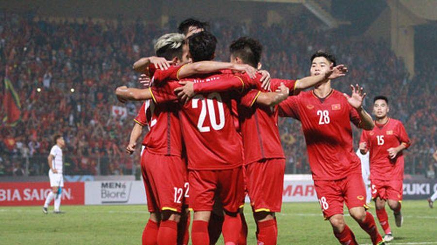 Clip: Fox Sports chứng minh ĐT Việt Nam sẽ vô địch AFF Cup 2018
