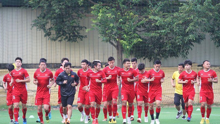 HLV Park Hang-seo nhận tin không vui trước trận gặp Philippines