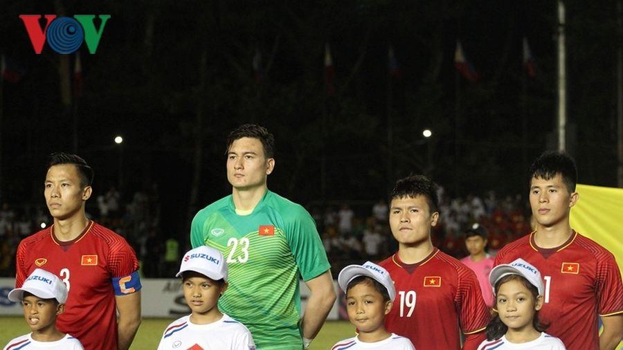 Clip: Phản xạ xuất thần của Đăng Văn Lâm, thủ môn số 1 ĐT Việt Nam