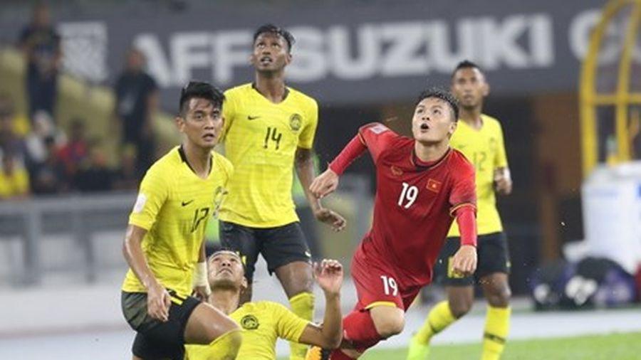 Xem trực tiếp trận chung kết Việt Nam vs Malaysia trên kênh nào?
