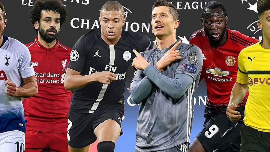 Kết quả bốc thăm vòng 16 đội Champions League: Man Utd, Liverpool đen đũi