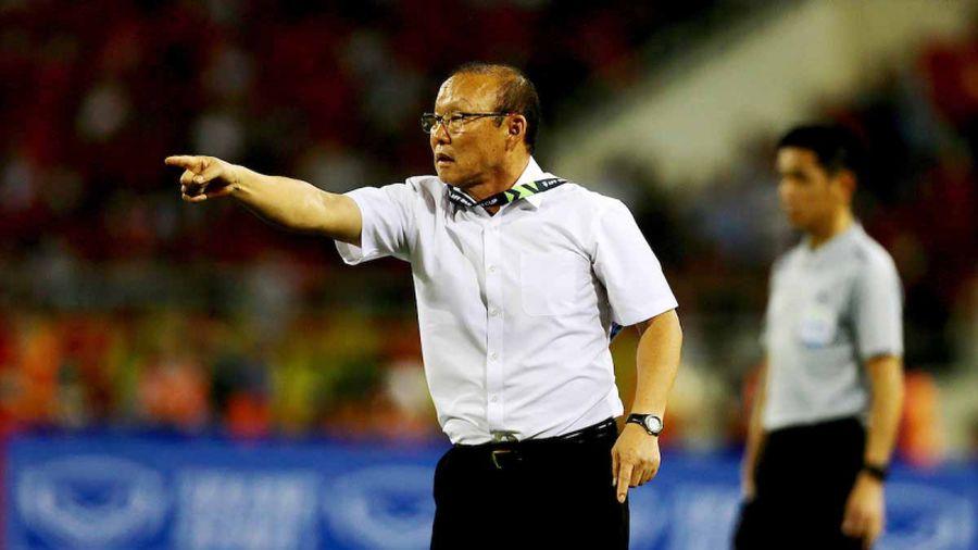 HLV Park Hang-seo gây sốc trước thềm Asian Cup