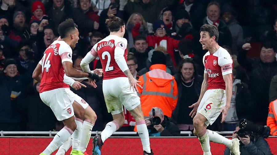 Arsenal đánh bại Chelsea, thắp lại hi vọng vào top 4 Ngoại Hạng Anh